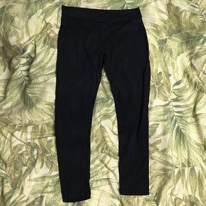 never worn black tights